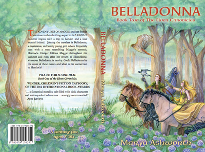 Belladonna Front and Back cover